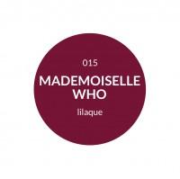 mademoiselle who